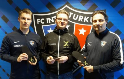 FC Inter adopts Xampion technology to improve football youth development.