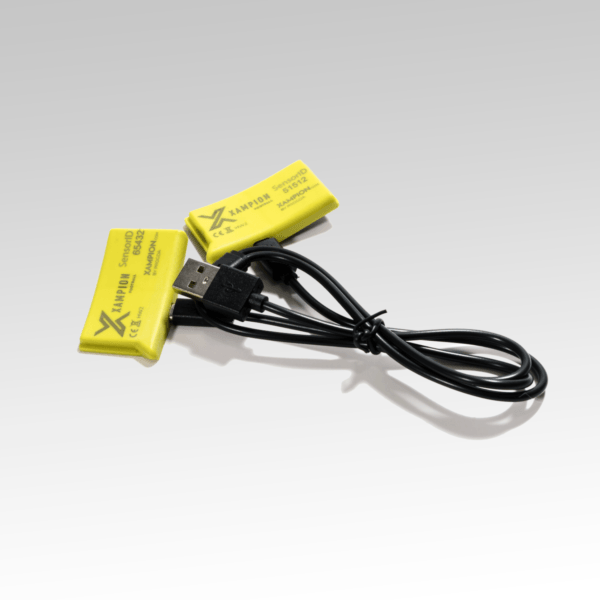 Xampion Sensors with Charger