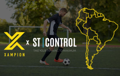 Xampion Football Tracking in South America with ST Control, Santiago World Football News