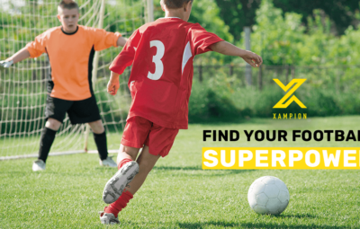 Find your football superpower Football Motivation Xampion.com