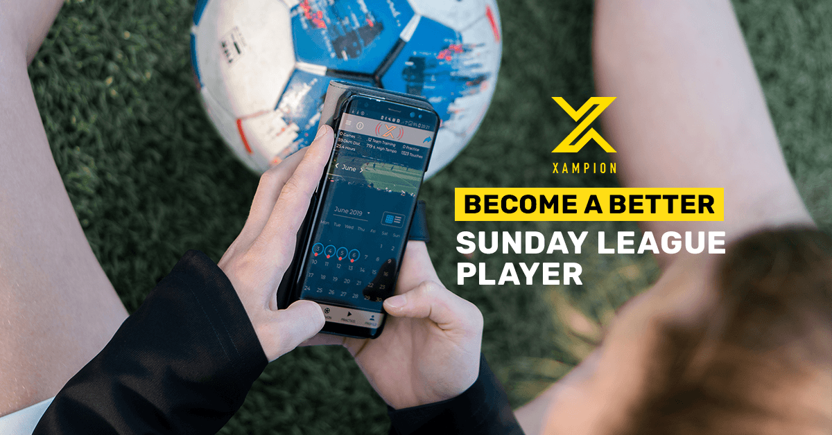 Become a better Sunday league player