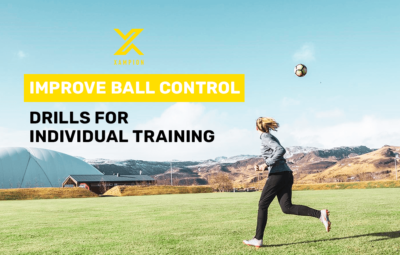 How to Improve Ball Control When Training Alone